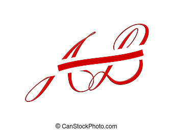logotipo, logotype, diseño, abbildung, ab, abzeichnen