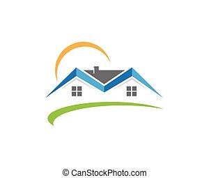 logotipo, proprietà, sagoma