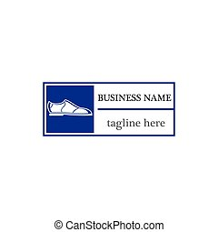 logotipo, sagoma, vettore, moda