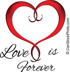logotipo, simbolo, giorno valentines