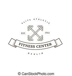 logotipo, stile, vendemmia