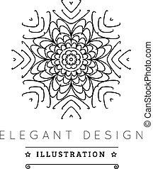 logotipo, template.