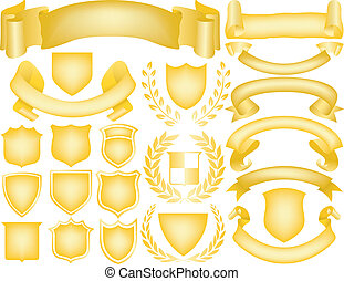 logotipos, elementos