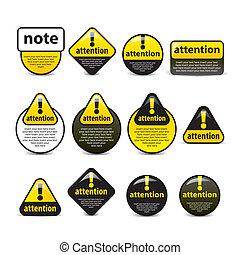 logotipos, ponteiros, cobrança, sinais