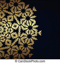 Logotype in the shape of a flower