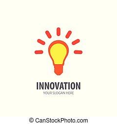 logotype, innovation, simple, conception, logo, idée, business, company.