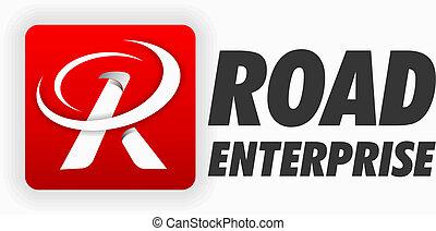 Logotype R