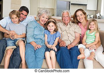 loisir, dépenser, temps, famille