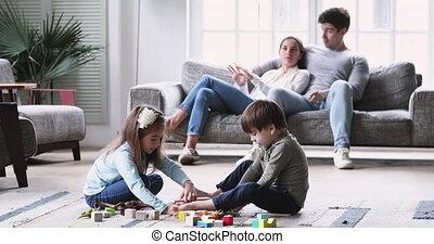 loisir, famille, pastime., heureux, gratuite, vacances, week...