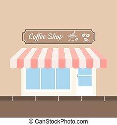 loja, café