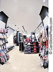 loja, fantasia, roupas