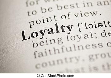 lojalność