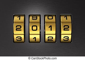 lok, nowy, kodeks, rok, 2012