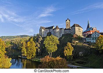Loket Castle, Czech Republic