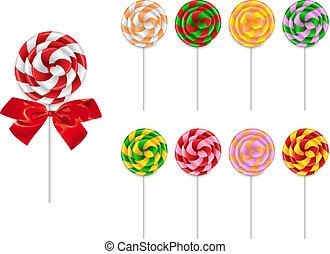 lollipop, コレクション