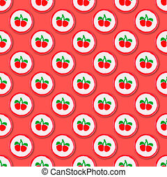 Lollipop candy seamless pattern. Food background.