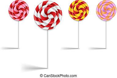 Lollipop collection