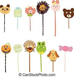 lollipop doodle
