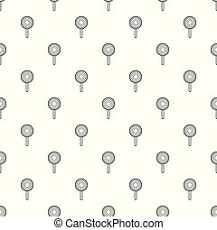 Lollipop pattern vector seamless