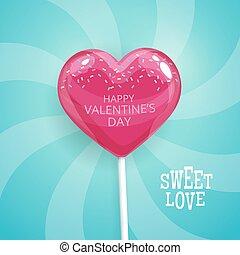 Lollipop vector illustration