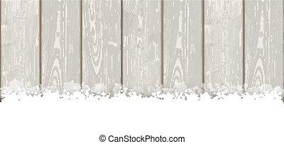Lon Christmas Card Wooden Laths