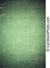 lona, experiência verde