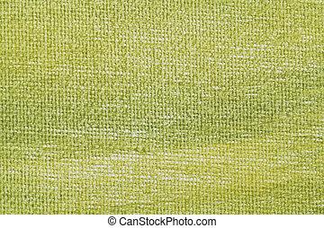 lona, verde, artista