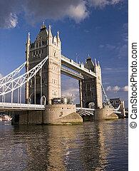 london塔桥梁