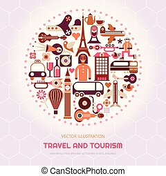 London and Paris Travel