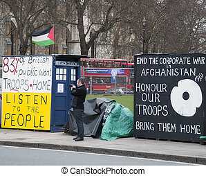 London anti war