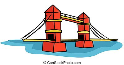 london bridge illustrations and clip art 2 204 london bridge rh canstockphoto com bridge clip art free images bridges clipart free