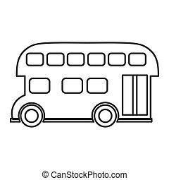 london bus england design