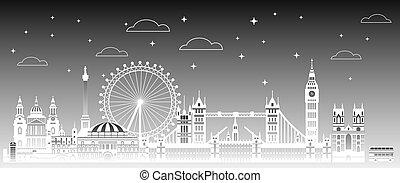 London City gradient 3