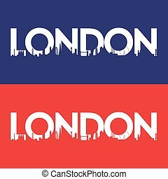 London city label