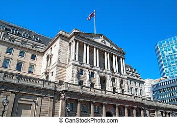 london,  england,  bank