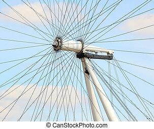 London Eye Architecture