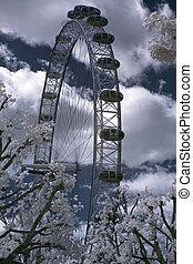 London eye, GB
