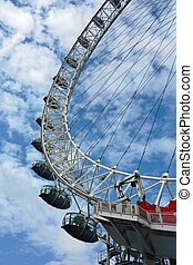 London Eye/Millennium wheel