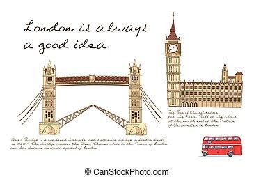 London Line Poster