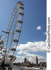 London on Eye