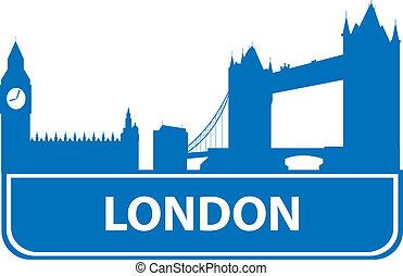 London outline
