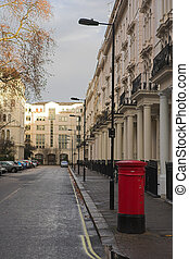 London Postbox #1