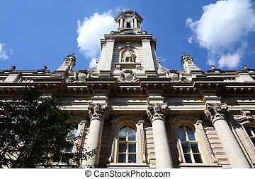 London - Royal Exchange - London, United Kingdom - Royal...