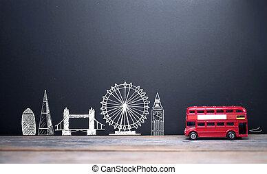 London skyline landmarks