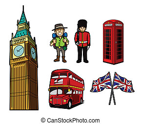 London Tourism Symbol