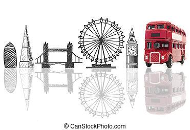 London tourist landmarks