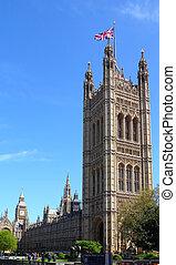 Palace of Westminster - London, United Kingdom - Palace of...