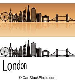 London V2 Skyline
