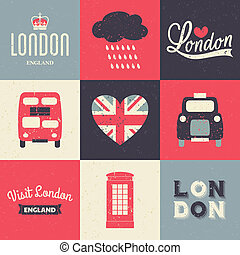 London Vintage Cards Collection