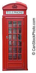 london51 - English phone box (London, UK)